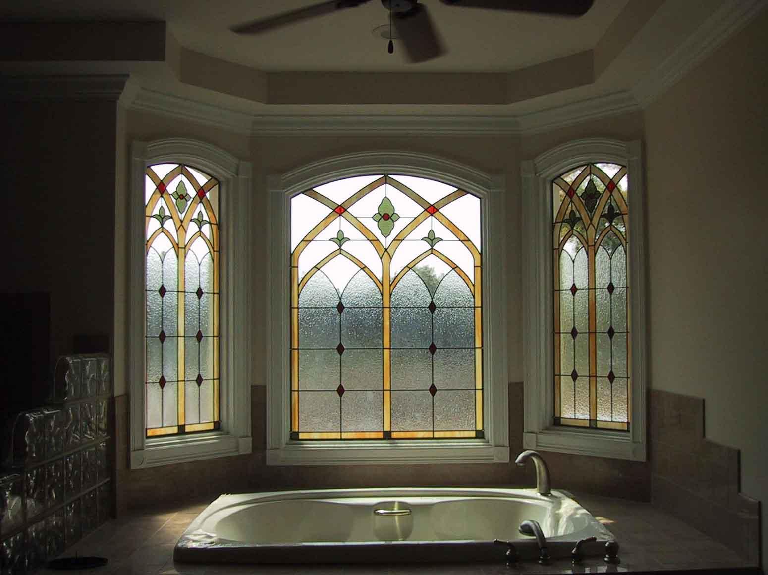 Fürdőszoba ablaküveg - Olomuveg.hu
