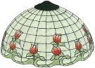 Rózsás lámpa