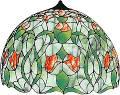 Virág ágyásos lámpa