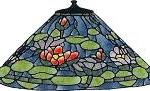 Tavirózsás lámpa