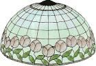 Új stílusú szalagos lámpa