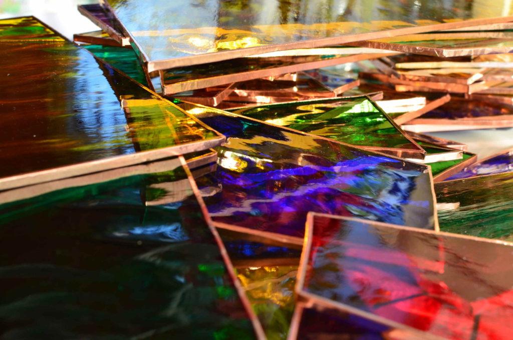 Változatos üveg színek | Ólomüveg árak